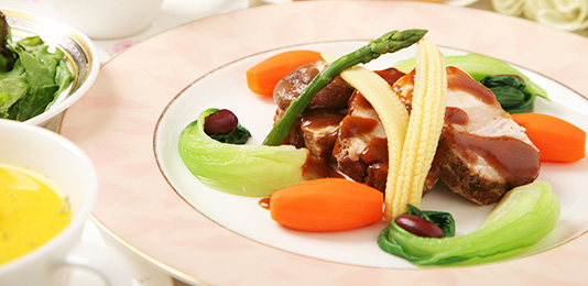 Restaurant 和と洋から選べる豊富なメニューのレストラン
