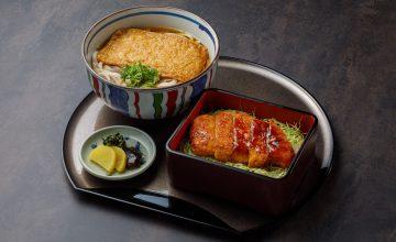 麺御膳ソースカツ丼